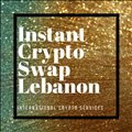 Instant Crypto Swap Lebanon Logo