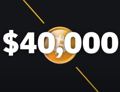 #Bitcoin just broke $40k!